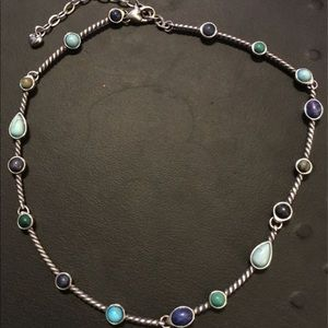Brighton beaded necklace Discontinued RARE